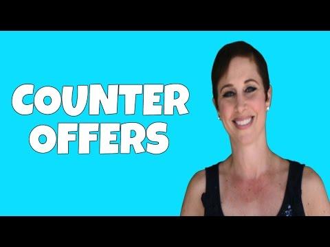 HOW TO HANDLE A COUNTEROFFER | Debra Wheatman