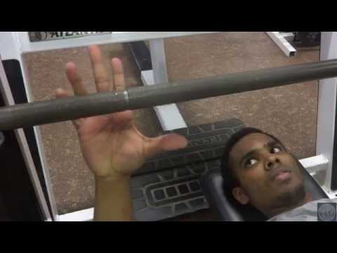 How To Bench Press With Correct Form