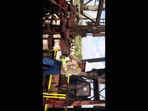Ghost Aranda West Texas Oil Field