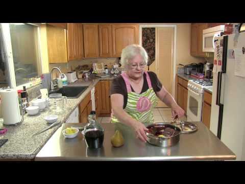 Pear Compote Dessert episode #38