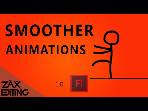 How to Make Smoother Animations! | Flash Tutorial