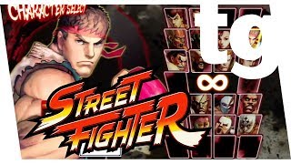Best Street Fighter Games of ALL TIME!