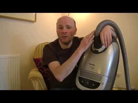 Miele S5 Revolution 5000 Cylinder Vacuum Cleaner Demonstration & Review