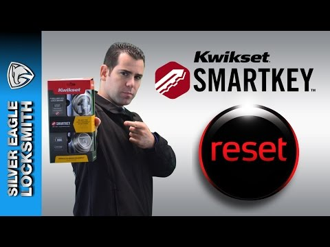 How To Reset Kwikset Smart Key Without the Current Key Or The Reset Tool