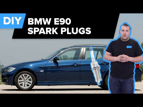 BMW E90 Spark Plug Replacement (325xi, NGK) FCP Euro