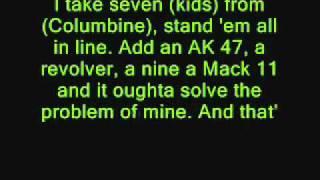 Eminem I'm Back Lyrics