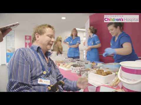 UHS Jobs | Develop your career at Southampton Children's Hospital