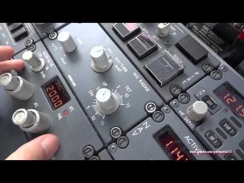 HD Cockpit Scenes - 737 Start Up