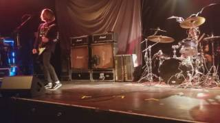Dinosaur Pile‐Up - Anxiety Trip & Traynor Live in Seattle Aug 7, 2017