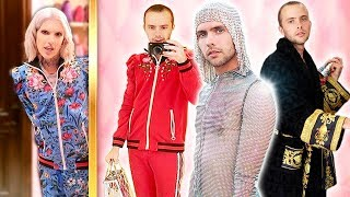 I WORE JEFFREE STAR'S CLOTHES FOR A WEEK!