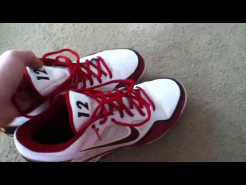 Custom Nike Baseball Cleats