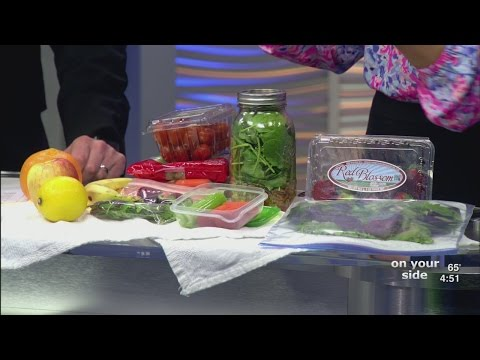 How to keep your fruits and veggies fresh longer