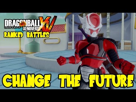 Dragon Ball Xenoverse Ranked Battles: Change The Future The Anti-Spam Ultimate!