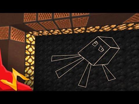 Vector Graphics in Minecraft