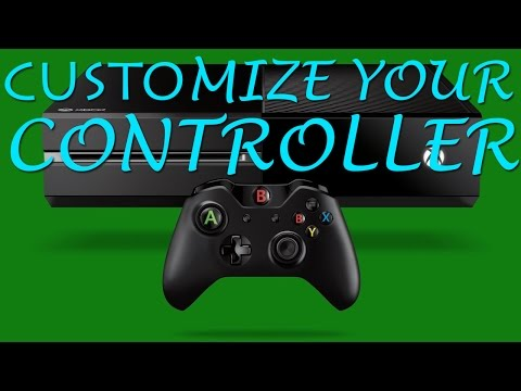 How To Customize Controls On Xbox One