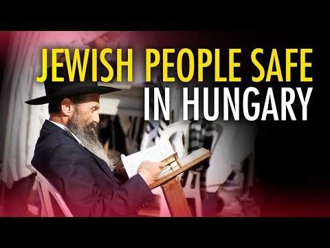 David Goldman: Why Hungary's Jewish community is safe