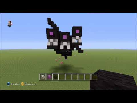 How to Build a Wither Storm in Minecraft!!!