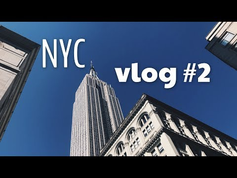 NYC vlog #2 || Manhattan, Coney Island