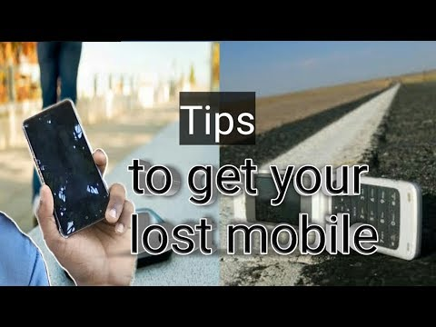 Tips to get lost mobile phone || how to track mobile phone location || in telugu || Rj tech world