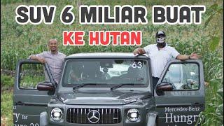 NAIK SUV 6 MILIAR BARENG OM MOBI | VLOG #70