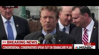 Conservative Freedom Caucus Torpedoes GOP Obamacare Replacement