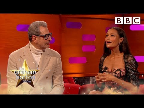 Thandie Newton's Westworld nude scenes - BBC