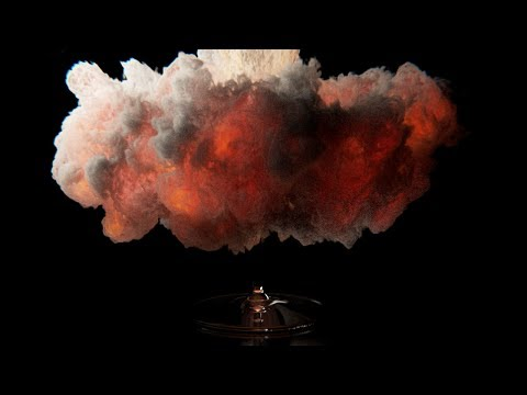 Blender 2 71 Cycles Smoke and Fire Demos