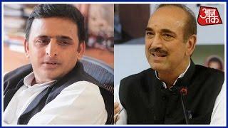 Alliance On Hold, Ghulam Nabi Azad To Speak With Akhilesh Yadav: Congress
