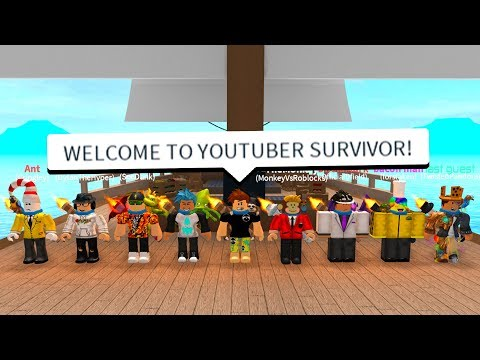 THE BIGGEST YOUTUBER EVENT! (Roblox Survivor S3)
