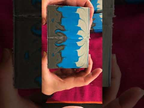 CUTTING OF OUR SEXY BEAST SOAP