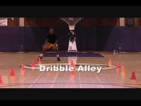 Professional Basketball Workout / Part 1