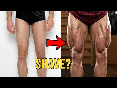 Does Shaving Your Legs Make Them Look Bigger? (Pain Free Body Hair Removal)