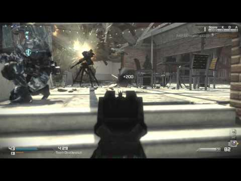 Call of Duty Ghosts - TDM - Chasm (12/27/2013) - (75-25)
