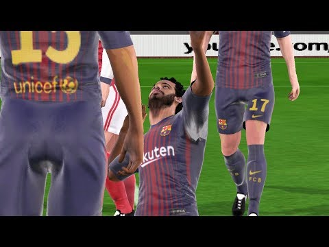 Dream League Soccer 2018 Android Gameplay #32