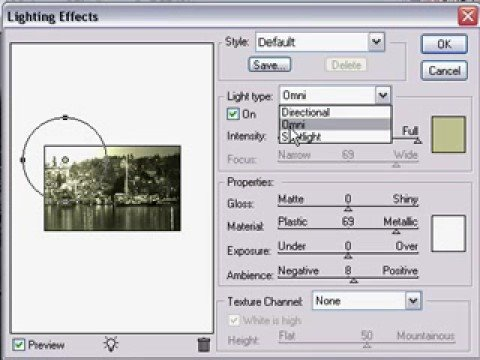 Old Picture Effect Tutorial Photoshop