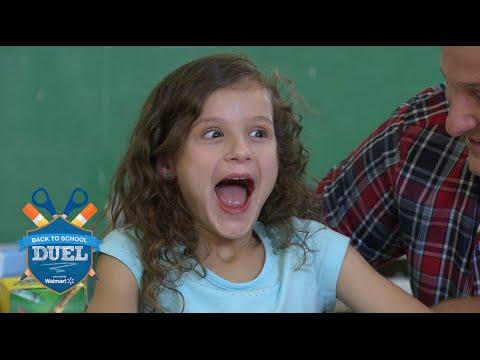 Walmart's Back to School Duel Round 1!