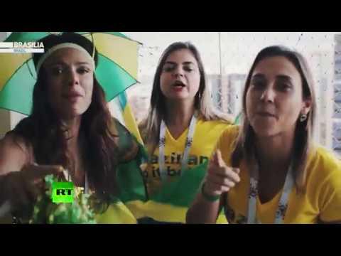 World Cup fans: Brazil