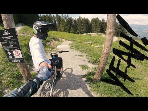 Spontaner 1000 km Trip zum Bikepark Brandnertal + Gravity Card Verlosung | Fabio Schäfer Vlog #163