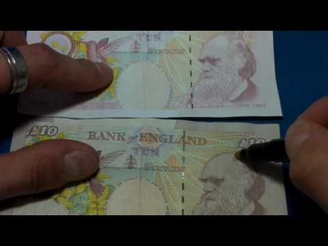 Fake Note Checker Pen - How To Spot A Fake Bank Note