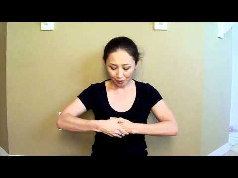 Acupressure Points to Induce Labor - Massage Monday #23