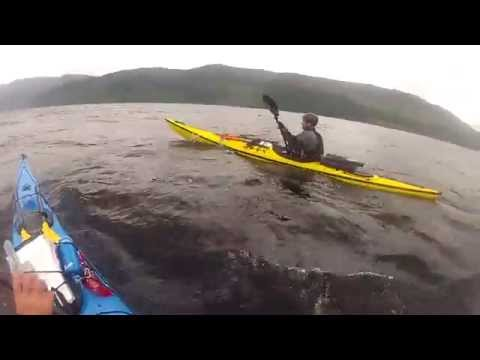 Sea Kayak the Great Glen Canoe Trail - Fort William to Inverness