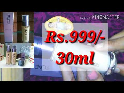 ORIFLAME SWEDEN THE ONE EVERLASTING FOUNDATION REVIEW  HOW TO USE ORIFLAME EVERLASTING FOUNDATION 😊