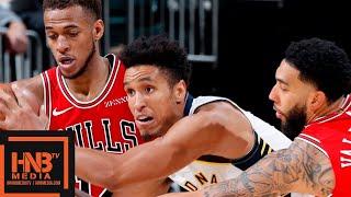 Chicago Bulls vs Indiana Pacers - Full Game Highlights | October 11, 2019 NBA Preseason