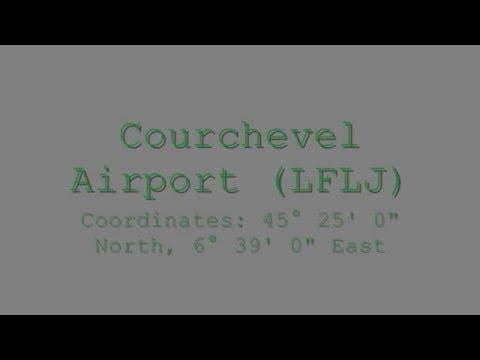 Sim City 4 Airports: Courchevel