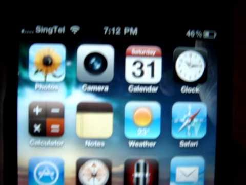 iPhone 4 antenna issue in Singapore(Singtel)