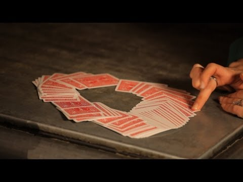 How to Do 1 Ahead Prediction Card Trick | Table Magic Tricks
