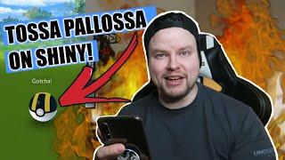 TAAS UUS SHINY & TEHTÄVIÄ!😲 - POKEMON GO