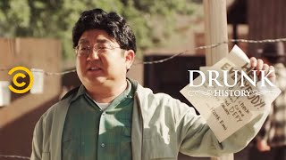 Frank Emi Defies the Draft of Japanese Americans During WWII - Drunk History