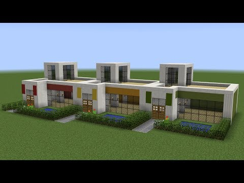 Minecraft - How to build small apartments
