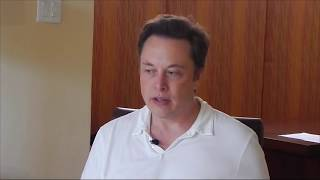"Elon Musk ""Why Do Anything?"""